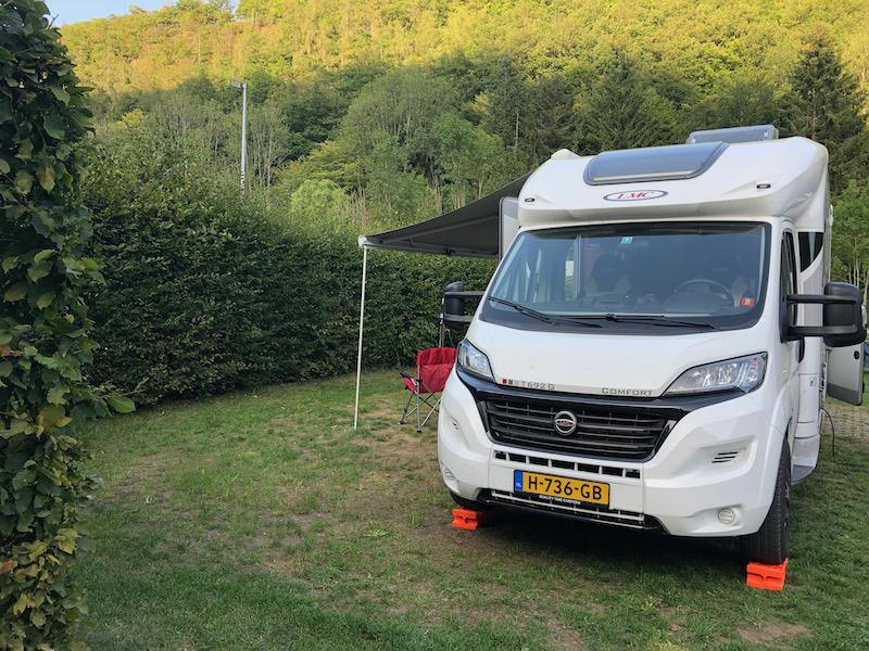 Camping Denntal Germany