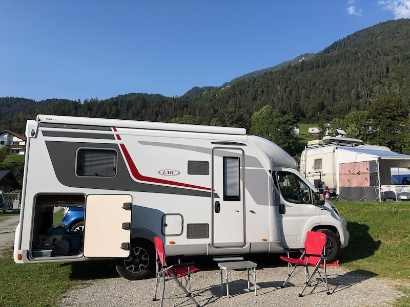 Camping Sonnenberg Austria