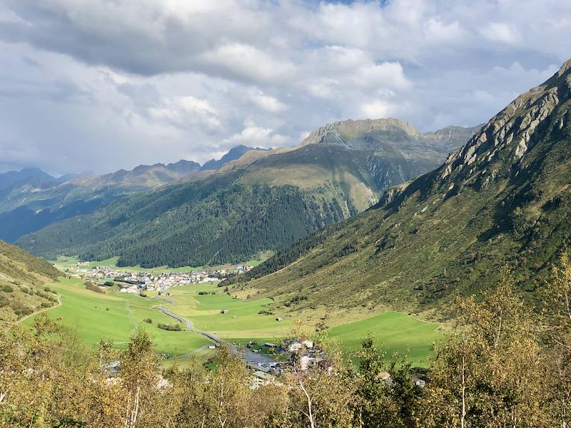 Galtur im Paznaun Austria