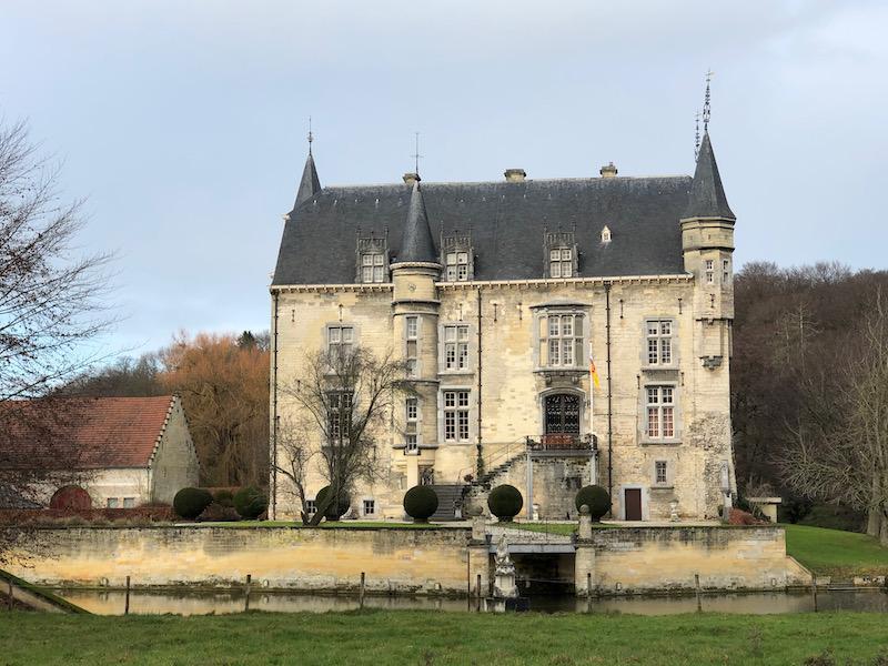 Kasteel Schaloen Limburg