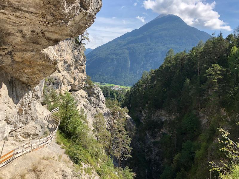 Rosengartenschlucht Austria
