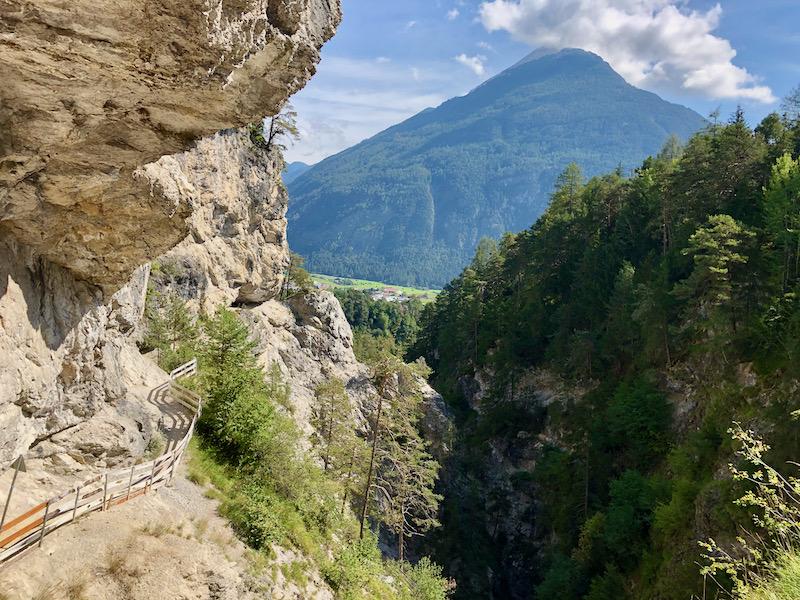 Rosengartenschlucht Tirol Austria