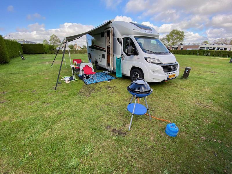 Camping Noordwijk Holland