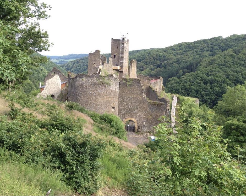 Kasteel Luxemburg