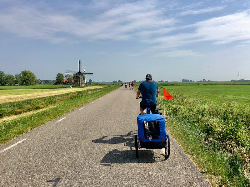 Oersetters Pontjesroute Friesland